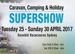 2017 sydney camping show